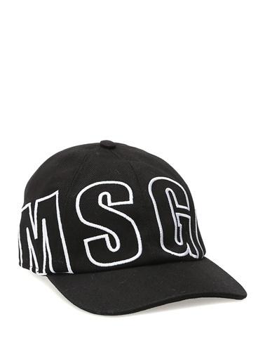 Msgm Şapka Siyah